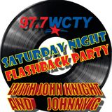 Saturday Night Flashback Party October 29 2016