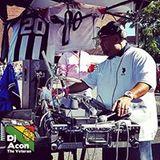 Black Chiney & Dj Acon Reggae Night Crew Live Audio in Costa Rica 2k10