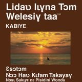Kabiye Bible
