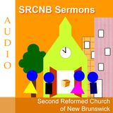 SRCNB 27: Sermon - Palm - Passion Sunday