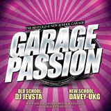 Garage Passion Live On PlaybackUK 05/06/2018 - 22:00