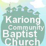 Kariong Community Baptist Chur