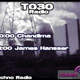 James Hanser @ T030 Techno Radio (29-06-2012)