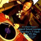 Liquid Sound Lounge NYC DJ Jeannie Hopper - broadcast WBAI 99.5fm November 11, 2012 7-9pm