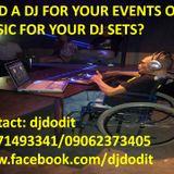 DJDODIT MIXING 2013 CLUB MUZIK EDITION