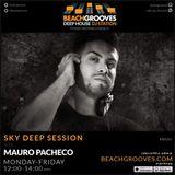 SKY DEEP SESSION BY MAURO PACHECO (BEACHGROOVE RADIO) 14 DIC 2ºHORA