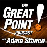Great Point Podcast Ep. 16: Rex Chapman & Matt Walsh (Roundball Review)