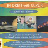in orbit with clive r aug 5 pt 1- solarradio- R&B/soul/blues anniversaries & focus/Homer Banks etc