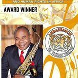 Guest Ollie E. Brown, The Joyful Jazz Show