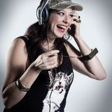 Miss Radida DJ and Podcaster