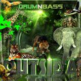 OUTSIDA PRODUCTION'S -MIXED BY DJ BONE'Z