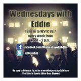 Wednesdays With Eddie Broadcast, November 14, 2012.