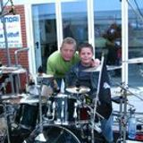 Schlagzeuger Pascal