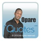 "Opare ""Quotes"" (iPod)"