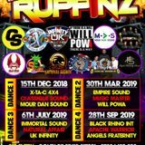 REAL RUPPINZ - EMPIRE SOUND - WILL POWA - MUSIC MASTER 30th March 2019