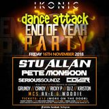 Dance Attack 10th Anniversary - DJ Ben T