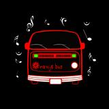 Oranje bus