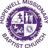 Sermons – Hopewell Missionary