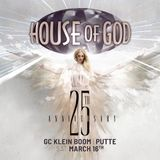 House of God Tapes - X mas weekend - dj Bart - 26-12-97 - side A