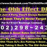 The Ohh Effect DJ's™