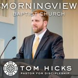 Sermons from Tom Hicks at Morn