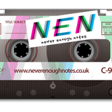 The Never Enough Notes Podcast May 2012!