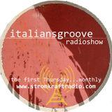 Jitzu at Italiansgroove Radio Show pres. T.Bahn Record Label Night