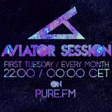 Adam Shepard - Aviator Session 002 on Pure.FM (2012.07.03)