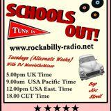 Schools Out! 13 - DJ MorristheMinor - November 2015