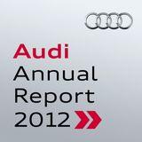 Audi Geschäftsbericht 2012 [Po
