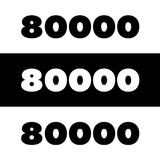 Radio 80000
