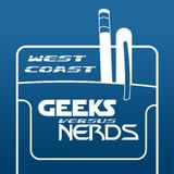 West Coast Geeks versus Nerds