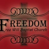 Freedom Free Will Baptist Chur