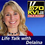 Life Talk with Delaina