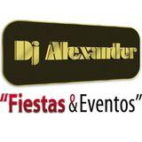 Dj Alexander Fiestas & Eventos