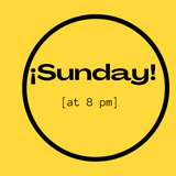 Sunday 8pm