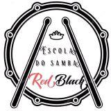Escola Do Samba Red Black
