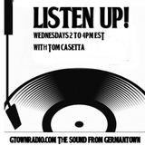 Listen Up! w/ Tom Casetta