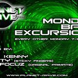 Monday Bass Excursion Show on www.planet-rave.com 11_05_2015