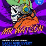 Mr Watson Lazer FM 1st September cover for Dj Frequency