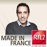 RTL2 Made in France du 27 janvier 2018