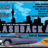 DJ JAM 80s & 90s R&B FLAVAZ MIXX