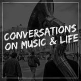 Conversations on Music & Life Episode  - Guest - Najee