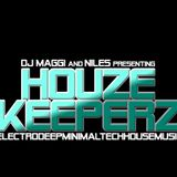 DJ Maggi - Housesession from 01.03.2013
