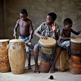 Sheenyds Afro-drums