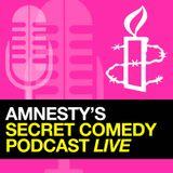 Secret Comedy Podcast 2012 #03 - Alan Davies, Sarah Pascoe, David O'Doherty + more