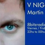 Martin Vannoni - vnights 016 special set tracks of BirdsMakingMachine - 8bitzradio 19-12-2014 hora 3