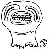 CREEPYFRIENDLY aka CLEARAROM - SmackTALKNyaDAD