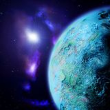 Новый космический экспериментальный трек. Сделан целиком на Arturia Microbrute.