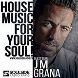 JM Grana Radio Show Live Session www.mixpeople.fm 15-02-2013 Deep, Soulful & House Music.